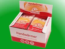 40 x Handwärmer Thermopads Wärmekissen Taschenwärmer Wärmepad HeatPaxx