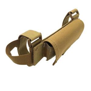 Tactical 5 Round Shell Shotgun Buttstock Ammo Carrier Shell Holder For Hunting