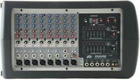 Peavey XR8300 powered  mixer from Fortmadisonguitars this beast KILLS Mackie!!!
