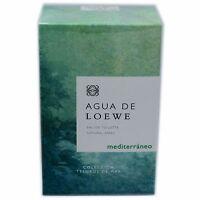 LOEWE AGUA DE LOEWE MEDITERRANEO EAU DE TOILETTE SPRAY 150 ML/5.1 OZ. NIB-34920