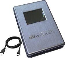 GiGA One ULTRA S-ATA Set Medienspeicher CF MD SD MMC MS SDHC 5,47MB/s inkl. USB