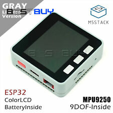M5Stack ESP32 Mpu9250 9Axies Sensor Core Development Kit Extensible IoTBBC