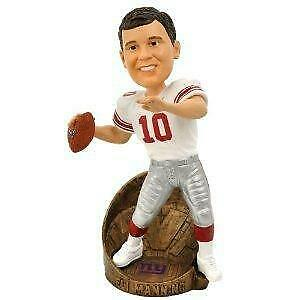 Eli Manning SB 42 MVP XLII New York Giants Bobble New York Giants Bobblehead