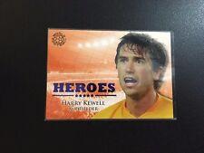 2010 Futera World football S2 Heroes Harry Kewell Midfielder Australia HER79