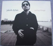 JAKOB DYLAN Seeing Things FOLK ROCK 2008 EU DIGIPAK CD