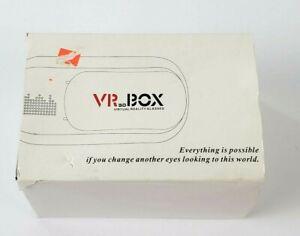 VR Box Virtual Reality 3D Glasses NEW