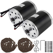 36V Dc motor electric motor sprocket chains 500w scooter Powerful Quad (2 Sets)