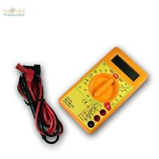 """Digital-Multimeter """"CTM-23 eco"""" Gauge incl. Test cable, Continuity tester NEW"""