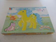 PUZZLE MB 35 - MY LITTLE PONY - Complet MB 1985