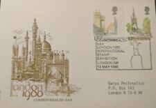 British Post Office -  FDC - London 1980 - Commonwealth Day