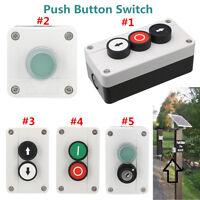 Weatherproof Push Button Switch for Automatic Gate Opener/Hoist Roller Door etc.