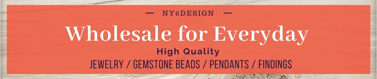 Ny6 Wholesale Semi-Gemstone Beads