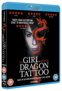 The Girl With the Dragon Tattoo Blu-ray (2010) Michael Nyqvist, Oplev (DIR)