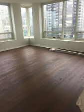 "6"" Brushed French White Oak Ale Engineered Floating Wood Flooring Plank Sample"