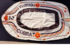 Cobra 2-Person Inflatable Row Boat 6ft (Unused)