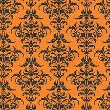 Fat Quarter Damask 100% Cotton Quilting Craft Fabrics