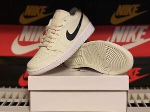 WMNS Air Jordan 1 Low - Coconut Milk  - Nike - DC0774 121 - (W) Size 11
