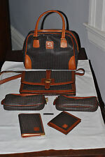 Vintage Stepan Serapian Handbag and Messenger Bag with Accessories Near Mint!