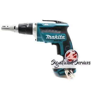 Makita XSF03Z LXT Cordless Brushless Li-ion Drywall Screwdriver Push Drive Gun