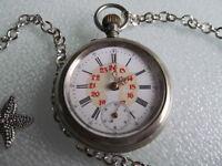 ANTIKE  TASCHENUHR POCKET WATCH 懐中時計