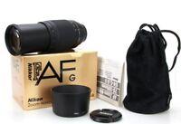 Nikon AF Zoom Nikkor 70-300mm F4-5.6 G  (Réf#A-119)