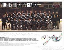 2004-05 Hershey Bears (AHL) team photo