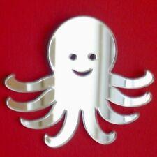Octopus Bathroom Acrylic Mirror (Several Sizes Available)