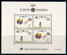 BLOC  Portugal  Madeira  Europa 1989