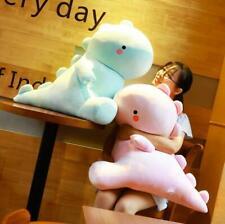 UK Cartoon soft dinosaur plush doll sleeping pillow creative gift for girls I1