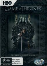 """GAME OF THRONES: Season 1"" DVD, 5 Disc Set - Region [4] BRAND NEW"