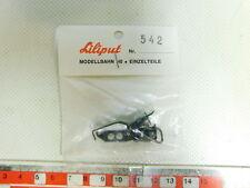 BR222-0, 5 #Liliput H0 No. 542 Packaging Bow Clutch/ Clutch, Nip