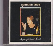 Suzanne Vega-Days Of Open Hand cd album