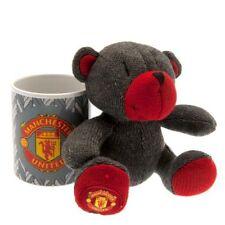 Manchester United F.c. Mug And Bear Set