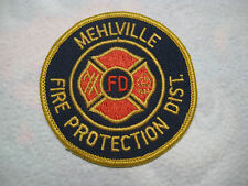 HEHLVILLE MISSOURI FIRE PATCH