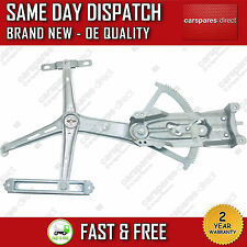 VAUXHALL/ OPEL ASTRA G VAN 98>04 FRONT LEFT SIDE WINDOW REGULATOR WITHOUT MOTOR
