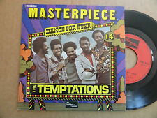 "DISQUE 45T  DE  THE  TEMPTATIONS   "" MASTERPIECE  """