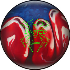 "Hammer Black Widow Limited Edition Bowling Ball  15 lb 3 oz, Top 3 1/4, Pin 3-4"""