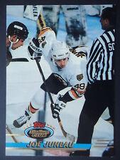 NHL 202 Joe Juneau Boston Bruins Stadium Club 1993/94