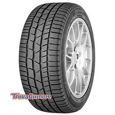 KIT 4 PZ PNEUMATICI GOMME CONTINENTAL CONTIWINTERCONTACT TS 830 P SUV FR N0 235/