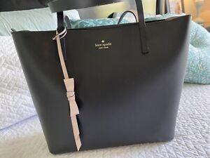 Kate Spade Tote Shoulder Bag  w/Tassel Bow