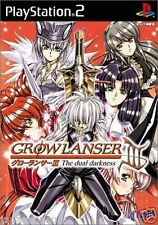 Used PS2 Growlanser 3  SONY PLAYSTATION JAPAN IMPORT