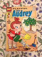 1958 vol 1 #5 Playful little Audrey comic