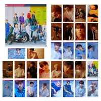 30pcs Kpop SEVENTEEN 2019 Photocards Mini Lomo Card S.COUPS HOSHI THE8 VERNON