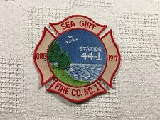 NEW SEA GIRT FIRE CO. NO.1 PATCH STATION 44-1