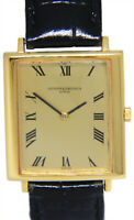 Vacheron Constantin Vintage 18k Yellow Gold Mens Manual Watch 7255