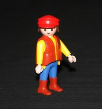 Playmobil country homme casquette rouge 4190