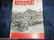Hagley CAR CLUB KEN Wharton Trophy Brierley Hill Frank INGLIS Healey Sprite FORD