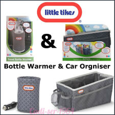 NEW Little Tikes Car Organizer & Little Tikes Travel Baby Bottle Warmer GET BOTH