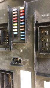 2017 Ford Transit bcm fuse box JK4T-14B476-DC