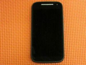 Motorola Moto E XT1526 8GB Black Android Smartphone/Cell Phone *Tested*